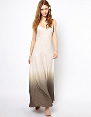 Winter Kate Etoile Slip Dress in Silk Cotton