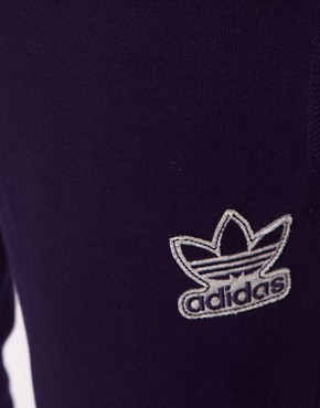 Image 3 ofAdidas Originals Fleece Jogging Pants Slim Fit