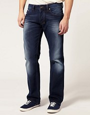 Diesel Larkee 8J4 Regular Jeans