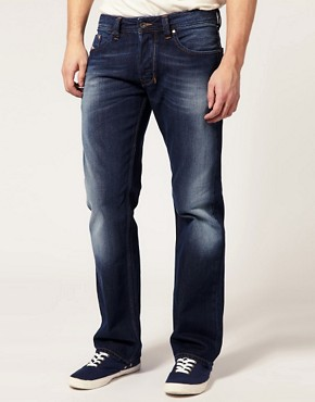 Image 1 ofDiesel Larkee 8J4 Regular Jeans
