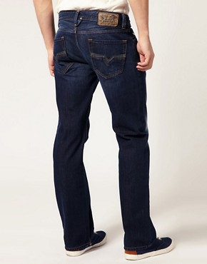 Image 2 ofDiesel Larkee 8J4 Regular Jeans