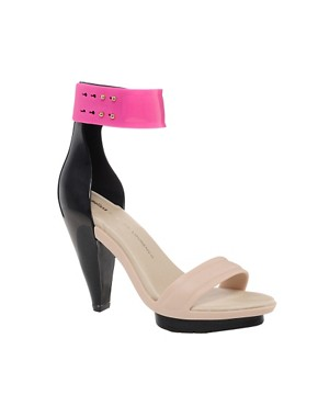 Image 1 ofMelissa Pedro Lourenco Heeled Sandals