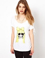 Sauce Pretty Skull T-Shirt