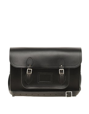 Image 1 ofThe Cambridge Satchel Company Leather Satchel 15&quot;