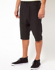 Edun Short Drop Crotch
