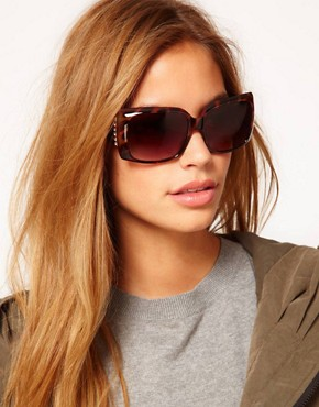 Image 3 ofMoschino Square Sunglasses