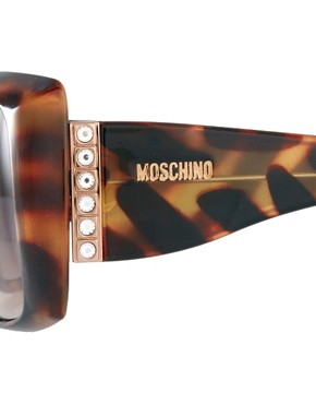 Image 4 ofMoschino Square Sunglasses