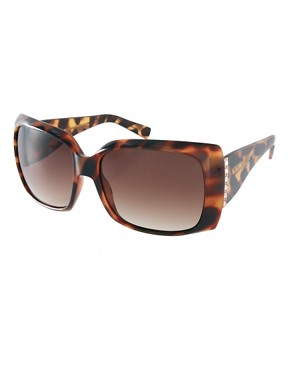 Image 1 ofMoschino Square Sunglasses