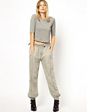ASOS Pants with Stitch Detail