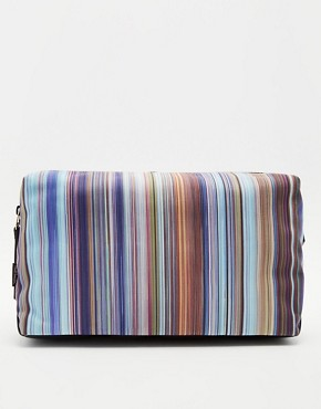 Paul Smith Stripe Washbag