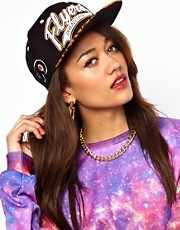 Zephyr Flyers Animal Snapback Cap