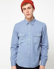 Levi's Vintage Shirt 1950 Tab Twill 2 Pocket