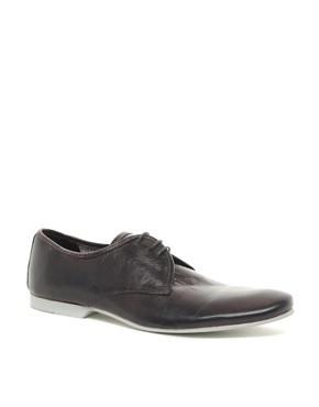 Image 1 ofDune Leather Derby Shoes