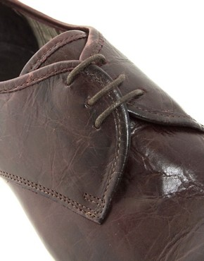 Image 2 ofDune Leather Derby Shoes