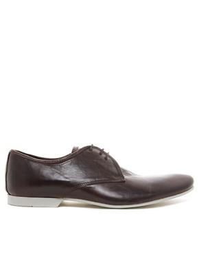 Image 4 ofDune Leather Derby Shoes