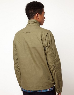 Image 2 ofFjallraven G-1000 Reporter Jacket