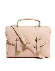 ASOS Scallop Detail Satchel Bag