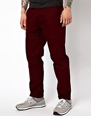 Carhartt Heritage Chinos Jister Regular Tapered