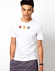 Vivienne Westwood MAN Badge Logo T-Shirt