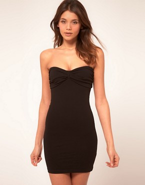 Image 1 ofASOS Sexy Strapless Dress