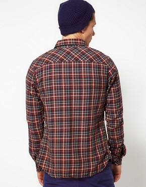 Image 2 of Scotch And Soda Shirt In Check Flannel