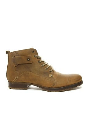 Image 4 of River Island Leather Boots