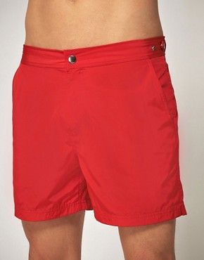 Image 1 ofASOS Swim Shorts