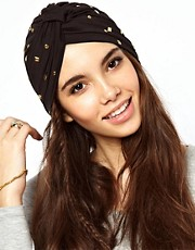 ASOS Embellished Stud Turban