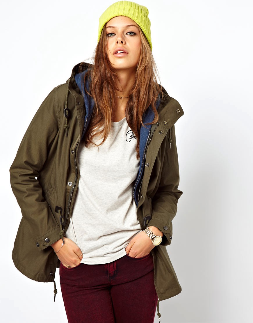 Carhartt Parka