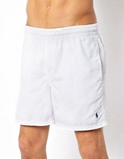 Polo Ralph Lauren White Hawaiian Swim Shorts