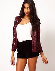 ASOS Blazer With All Over Sequins