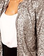 Image 3 ofASOS Blazer With All Over Sequins