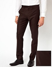 River Island Tristan Suit Trousers