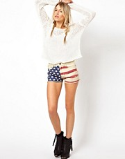Brave Soul Americana Shorts
