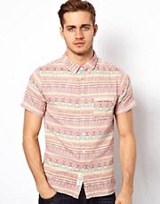 Native Youth Aztec Shirt