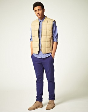 Image 4 ofASOS Padded Gilet