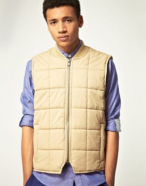 Image 1 ofASOS Padded Gilet