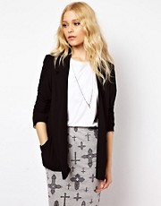 River Island Drape Jacket