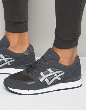 Asics Gel-Atlantis Trainers In Grey H6G0N 1613