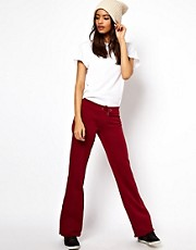 ASOS Slouch Swatpants in Wide Leg