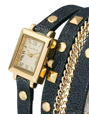 Image 4 ofRiver Island Wrap Around Watch