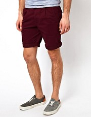 Farah Vintage &ndash; Shorts mit Plissierung vorn