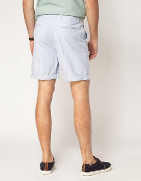 Image 2 of ASOS Oxford Shorts