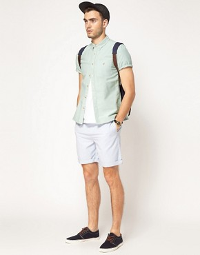 Image 4 of ASOS Oxford Shorts