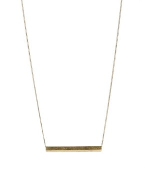 Image 1 ofJust Acces Woll Necklace