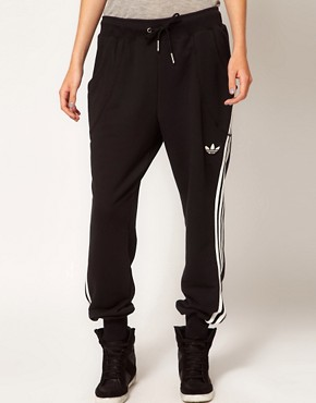 Image 4 ofAdidas College Cuff Track Pant