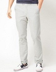 Hentsch Man Trousers Striped Joe