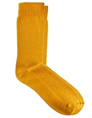 ASOS  Socken mit Waffelmuster