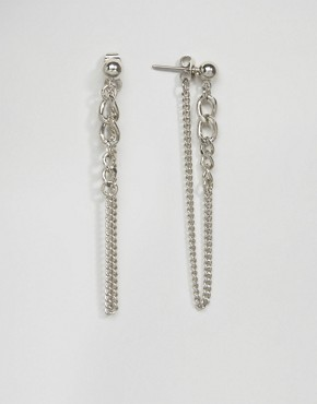 ASOS Chain Strand Earrings