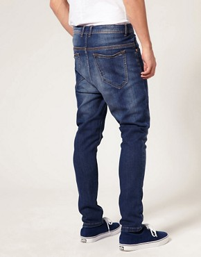 Image 2 ofASOS Skinny Tapered Jeans